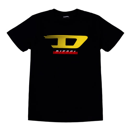 Black & Yellow Diesel T-shirt