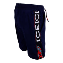 Load image into Gallery viewer, Navy Sweat Shorts