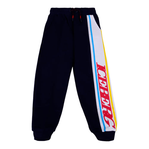 Boys Navy Sweat Pants