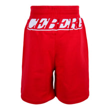 Load image into Gallery viewer, Red Sweat Shorts