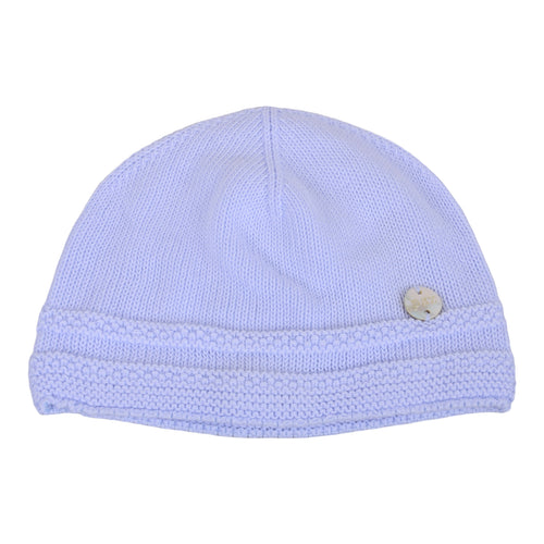 Chalk Blue Knitted Hat