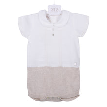 Load image into Gallery viewer, Ivory & Beige Baby Shortie