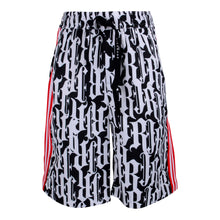 Load image into Gallery viewer, John Richmond Boys Black JR Sport Shorts