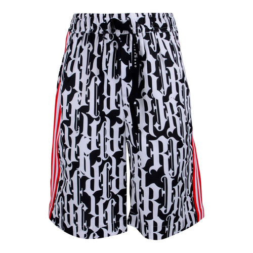 John Richmond Boys Black JR Sport Shorts