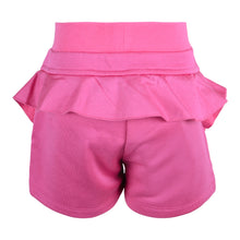 Load image into Gallery viewer, Pink Frill Sweat Shorts