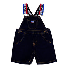 Load image into Gallery viewer, Levi's Baby Boys Denim Logo Dungarees
