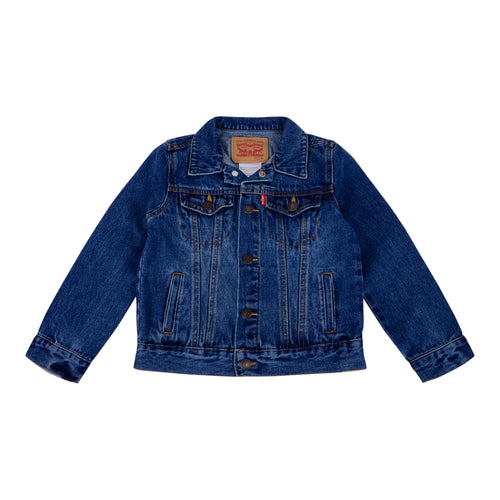 Levi's Kids Denim Blue Jacket