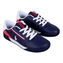 Load image into Gallery viewer, Navy 'Keelin' Trainers