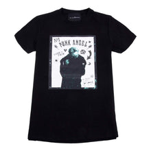 Load image into Gallery viewer, Black Punk Angel T-Shirt