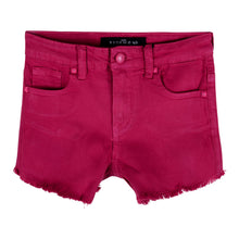 Load image into Gallery viewer, Pink Denim Diamond Shorts