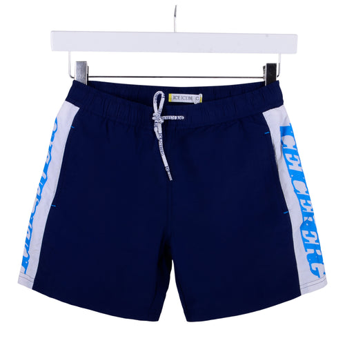 Navy ICEBERG Swim Shorts