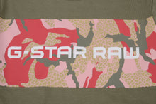 Load image into Gallery viewer, Girls Khaki & Pink Camo T-Shirt
