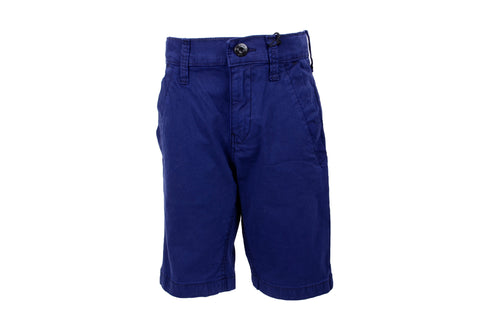 Blue Chino Short