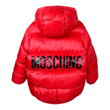 Load image into Gallery viewer, Red Down Padded Jacket
