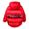 Red Down Padded Jacket