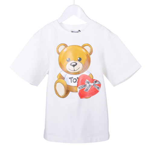 Ivory Toy Heart Box T-Shirt