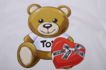 Load image into Gallery viewer, Ivory Toy Heart Box T-Shirt