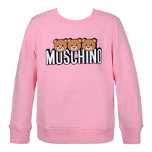 Load image into Gallery viewer, Pink 3 Toy Logo Sweat Top