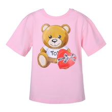Load image into Gallery viewer, Pink Toy Heart Box T-Shirt