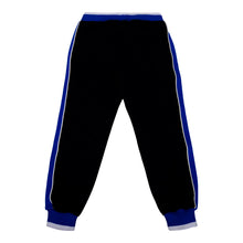 Load image into Gallery viewer, Black & Blue Milano Sweat Pants