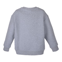 Load image into Gallery viewer, Grey Zip Pocket Ribbed Sweat Top