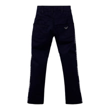 Load image into Gallery viewer, Navy 5 Pocket Tape Jeans