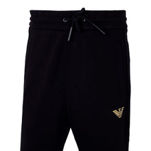 Load image into Gallery viewer, Black & Gold Eagle Tracksuit