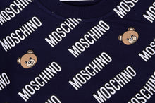 Load image into Gallery viewer, Navy Moschino Tracksuit