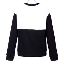Load image into Gallery viewer, Black & White Logo Sweat Top