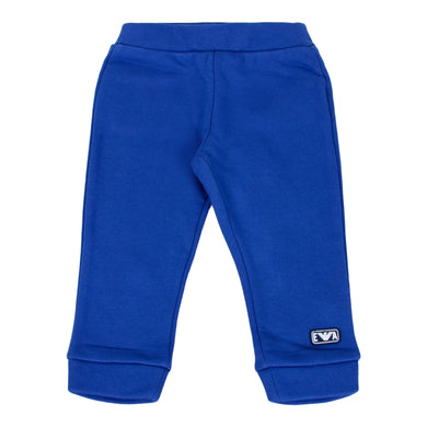 Boys Blue Sweat Pants