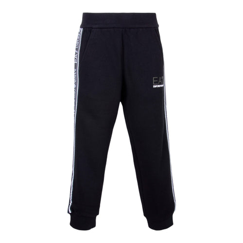 Black Tape Sweat Pants