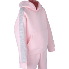 Load image into Gallery viewer, Pink Neoprene Tape Tracksuit