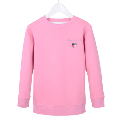 Pink Medium Logo Sweat Top