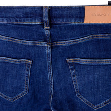 Load image into Gallery viewer, Blue Denim Slim Jeans