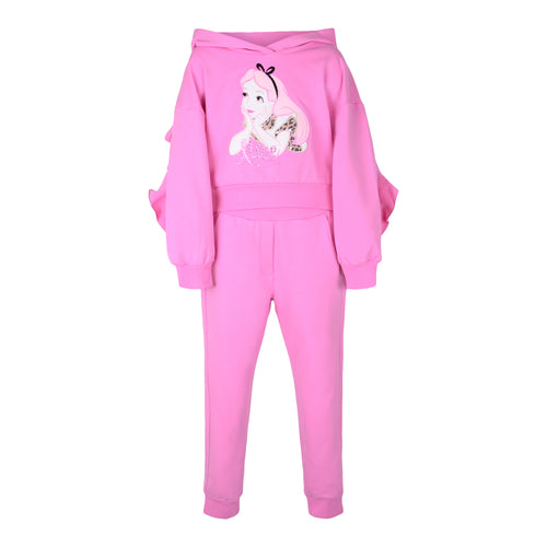 Pink Alice Tracksuit
