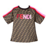 Brown & Pink FF T-Shirt