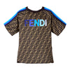 Brown & Blue FF T-Shirt