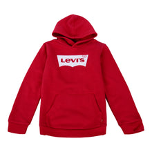 Load image into Gallery viewer, Red Batwing Hoodie