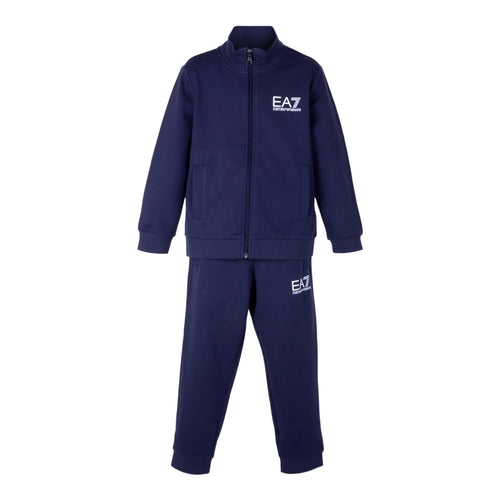Navy EA7 Tracksuit