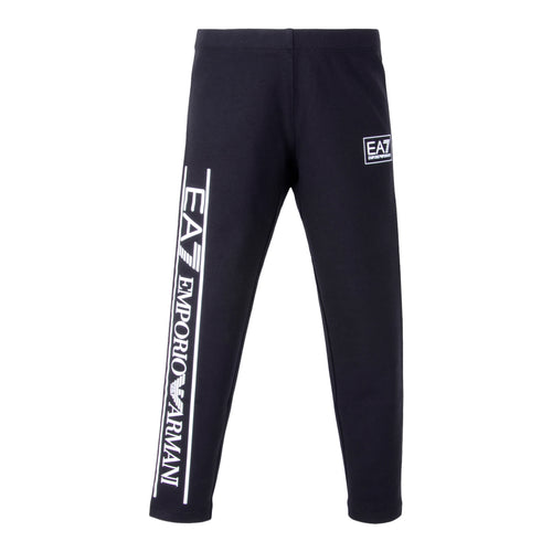 Black EA7 Leggings
