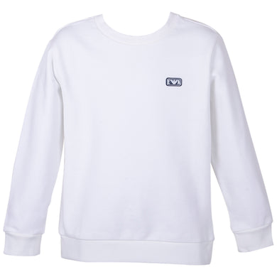 White EA Sweat Top
