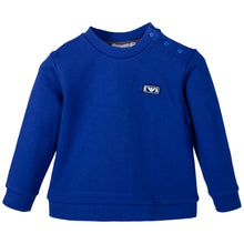 Load image into Gallery viewer, Boys Blue Sweat Top