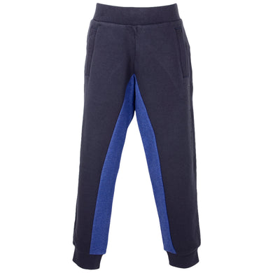 Blue & Navy EA7 Sweat Pants