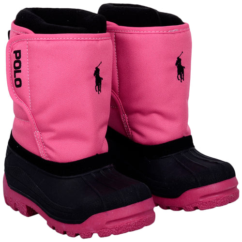 Pink 'Harpyr EZ' Snow Boot
