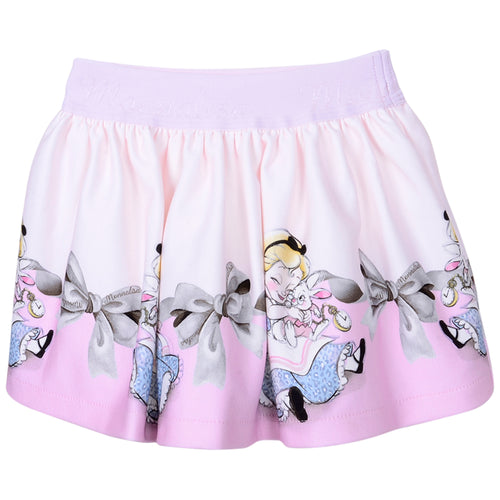 Pink Alice Bow Skirt