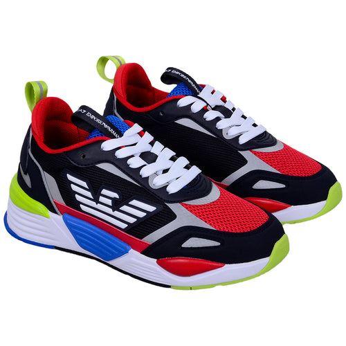 Multi Coloured EA7 Trainer