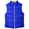 Blue & Grey Reversible Gilet