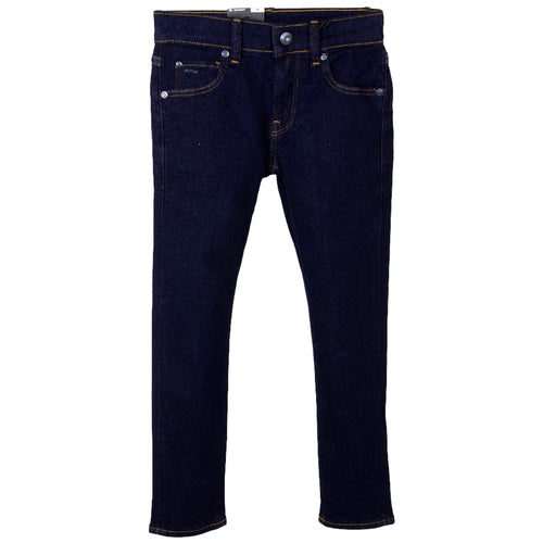 Boys 3301 Dark Denim Jeans