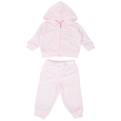 Pale Pink Tracksuit