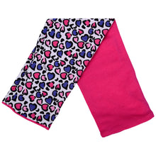 Load image into Gallery viewer, Pink Reversible Leopard Print Leggings